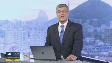 Bom Dia Rio - Íntegra 05 Abril 2018 - As primeiras notícias do Rio de Janeiro, apresentadas por Flávio Fachel, com prestação de serviço, boletins de trânsito e previsão do tempo.