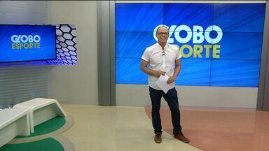 Globo Esporte CG: confira a íntegra do Globo Esporte desta quarta-feira (04.04.18) - Marcos Vasconcelos aborda as principais notícias do esporte na Paraíba