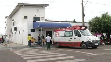 Caminhoneiro que morreu com suspeita de H1N1 é enterrado no sul do Tocantins - Caminhoneiro que morreu com suspeita de H1N1 é enterrado no sul do Tocantins