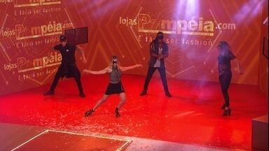 Dançarinos invadem o palco da Festa Pompéia - Dançarinos invadem o palco da Festa Pompéia