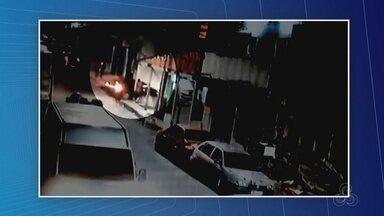 Jovem que desaparece após ser colocado à força dentro de carro em Manaus - Jovem que desaparece após ser colocado à força dentro de carro em Manaus
