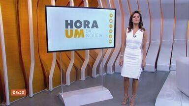 Hora 1 - Edição de segunda-feira, 09/04/2018 - Os assuntos mais importantes do Brasil e do mundo, com apresentação de Monalisa Perrone