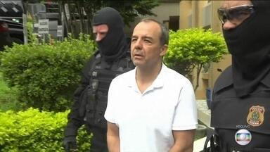 STF autoriza retorno de Sérgio Cabral para presídio do Rio de Janeiro - O ex-governador do Rio, Sergio Cabral deve ser transferido para o Rio de Janeiro nesta quarta-feira (11).