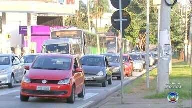 Confira como está o trânsito na avenida Ipanema na manhã desta quarta-feira - Confira como está o trânsito na avenida Ipanema na manhã desta quarta-feira, em Sorocaba. A repórter Priscila Mota tem mais informações.