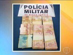 Dois homens são presos em Salinas suspeitos de explosão em Virgem da Lapa - Crime aconteceu na madrugada de domingo (09).