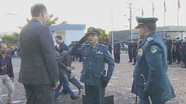 Polícia Militar de Rondônia tem novo comandante - Posse foi na tarde desta terça, em Porto Velho.