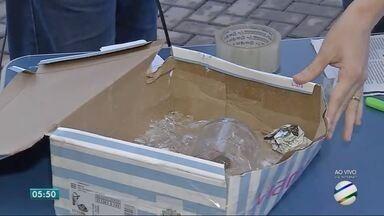 Qual a maneira correta do descarte de lixo para evitar acidentes - Qual a maneira correta do descarte de lixo para evitar acidentes