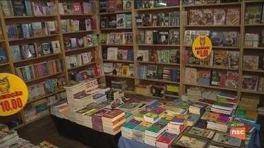 Florianópolis recebe mais uma edição da Feira do Livro - Florianópolis recebe mais uma edição da Feira do Livro
