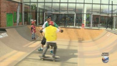 Projeto itinerante oferece aulas gratuitas de skate em Pouso Alegre (MG) - Projeto itinerante oferece aulas gratuitas de skate em Pouso Alegre (MG)