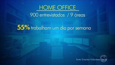 Home office tem sido opção de quem deseja aumentar a renda e flexibilizar horários - Especialista em Recursos Humanos explica porque não é qualquer trabalhador que pode aderir.