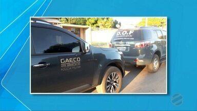 Gaeco faz operação contra corrupção em duas cidades de MS - Ação tem por objetivo cumprir 8 mandados de prisão temporária e 19 de busca e apreensão.