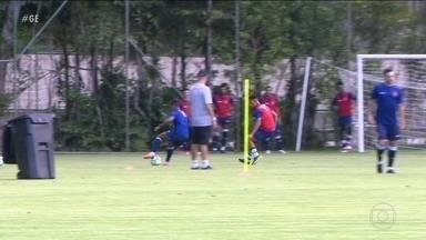 Jogadores acreditam em Vasco forte e competitivo no Campeonato Brasileiro - Jogadores acreditam em Vasco forte e competitivo no Campeonato Brasileiro.