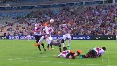 Fluminense vence o Nacional Potosi na estreia pela Copa Sul-AMericana - Fluminense vence o Nacional Potosi na estreia pela Copa Sul-AMericana