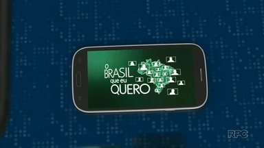 Que Brasil você quer para o futuro? - Você pode gravar seu vídeo e dar o seu recado em 15 segundos