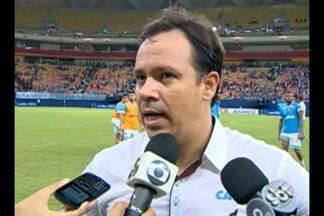 Paysandu vence Manaus na semifinal da Copa Verde - Equipe bicolor ganha partida por 2 a 1 e garante vaga na final da competição