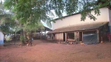 Ladrões roubam 200 galinhas de sítio na zona rural de Ipuã, SP - Grupo ainda levou latões de leite e até roupas.