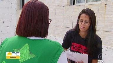 Pesquisa ouve jovens de Pernambuco para saber o que eles desejam para o futuro - Trabalho está sendo realizado por instituição internacional