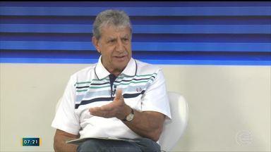 Ex-jogador Wilson Piazza vem a Teresina para criação de sede da FAAP - Ex-jogador Wilson Piazza vem a Teresina para criação de sede da FAAP