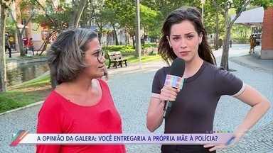Você entregaria a própria mãe à polícia? - Gael contou ao delegado Bruno que Sophia matou Mariano em 'O outro Lado do Paraíso'