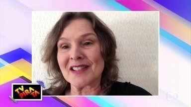 Louise Cardoso celebra aniversário do 'TV Pirata' - Atriz relembra momentos marcantes do humorístico