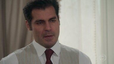 Susana perde perdão a Darcy por ter mentido - Darcy fica atônito com a reação da amiga