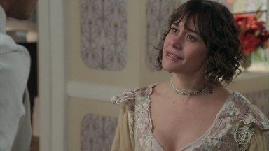 Susana promete pedir desculpas a Elisabeta - Darcy perdoa Susana, que afirma a si mesma que se vingará da jovem Benedito