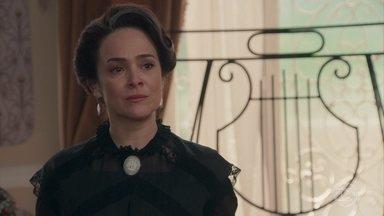 Julieta desiste de mandar Camilo para a Europa - Camilo inventa que terminou tudo com Jane e optou pela mãe