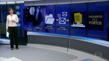 Palácio do Planalto entrega e-mails de Rodrigo Rocha Loures - Mensagens serão incluídas no inquérito dos Portos