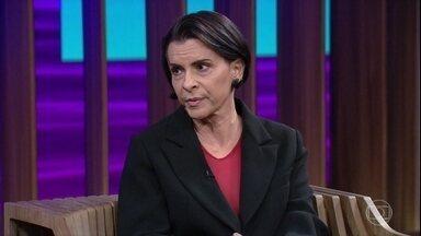 Marina lamenta a situação atual do Rio de Janeiro - Cantora fala do que mais sente falta da cidade maravilhosa