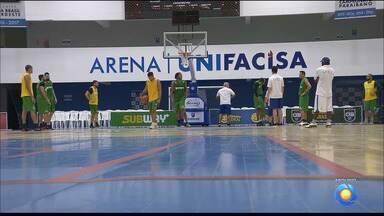 Em busca do G-2 da Liga Ouro, Unifacisa tem desafio contra o Basquete Cerrado - Time paraibano recebe os brasilienses na noite desta terça-feira, em Campina Grande