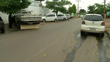 Faltam faixas de pedestre em frente às escolas de Araguaína - Faltam faixas de pedestre em frente às escolas de Araguaína
