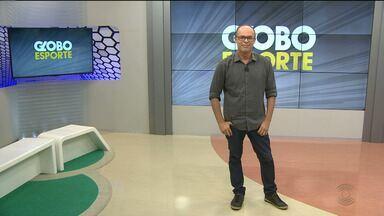 Globo Esporte CG: confira a íntegra do Globo Esporte desta terça-feira (17.04.18) - Marcos Vasconcelos apresenta os principais destaques do esporte da Paraíba