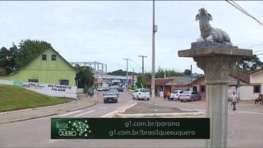 Moradores de Contenda podem participar da campanha Brasil Que Eu Quero - Veja como representar sua cidade e aparecer em um dos telejornais da Globo.