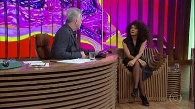 Taís Araújo fala sobre combate ao assédio - Atriz participa ativamente de movimentos feministas