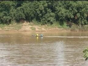 Copos de três jovens que desapareceram no Rio São Francisco são encontrados - Eles desapareceram no último domingo (15).