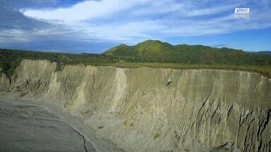 Sobrevoando O Banaue (Filipinas)