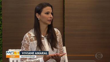 Saiba como ter uma boa memória e aprender mais - Entrevista no estúdio com a neuropsicóloga Viviane Amaral.