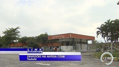 Fábrica de louças sanitárias demite mais de 100 em Taubaté - Demissões foram nesta quinta (19).