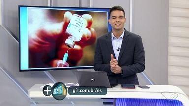 Vacina contra a gripe em Vitória pode ser agendada pela internet - Campanha nacional para a vacinação contra o Influenza começa nesta segunda-feira (23). Estimativa é vacinar mais de 98 mil pessoas durante a campanha.