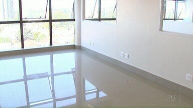 Nova ala do Hospital do Câncer de Londrina é inaugurada - No andar inaugurado irá funcionar os serviços multiprofissionais como fisioterapia e nutrição.