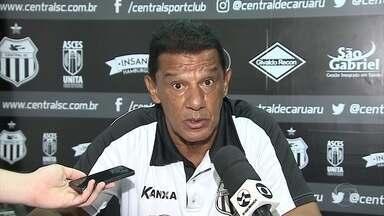 Com foco no acesso, Central estreia na Série D contra o Jacuipense - Patativa elevou moral após o vice do Pernambucano