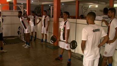 Santa Rita se prepara para receber o Itabaiana em Boca da Mata - Partida será realizada no domingo.