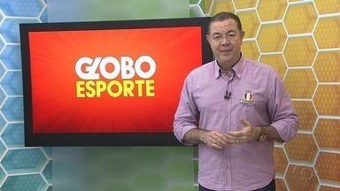 Confira o Globo Esporte-AL desta quinta (19/04), na íntegra - Veja os destaques do esporte alagoano.