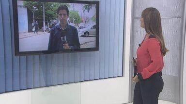 Mulher sobre tentativa de homicídio em Ji-Paraná - O crime aconteceu na noite desta quarta-feira (18).