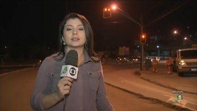 Furto de cabos desliga semáforos em Fortaleza - Confira mais notícias em g1.globo.com/ce