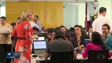 Encontro no Recife reúne empresários para discutir empreendedorismo - Convidados conheceram o Parque Tecnológico do Porto Digital