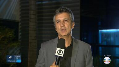 Alvo de operação, vereador Wellington Magalhães segue foragido - Polícia também procura o assessor Rodrigo Dutra. Nesta quarta-feira, seis pessoas foram presas.