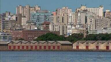 PF investiga fraudes em fundo de investimento que financiava obras do Cais Mauá - São cumpridos mandados de busca e apreensão na capital gaúcha e também na cidade do Rio de Janeiro.