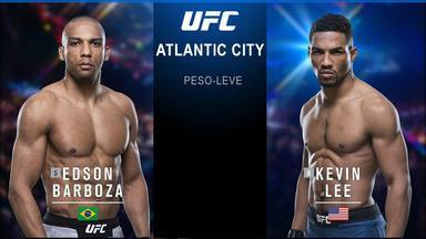 Edson Barboza x Kevin Lee