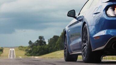 AutoEsporte - Íntegra 22 Abril 2018 - O que acontece quando o sensor de velocidade falha. Japão é exemplo em mobilidade. Roubo de carros bate recorde e preço do seguro dispara no RJ. Mustang chega ao Brasil.